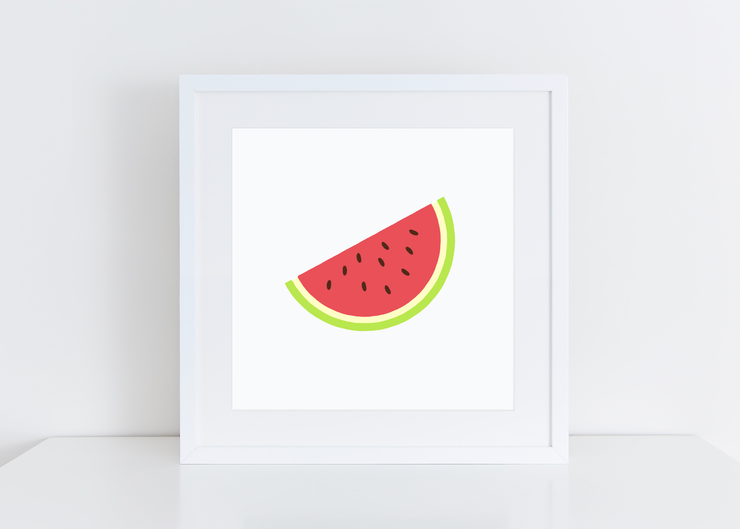 Watermelon Print by Fable Lifestyle