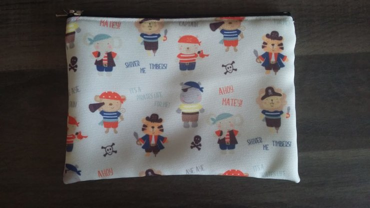 A5 Sailor Pencil Bag by But Why Not