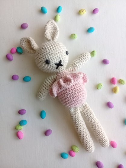 Lucy Ballet Bunny by Pink Milk