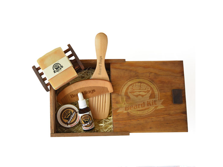 Beard Grooming Ultra Kit by Beard Boys