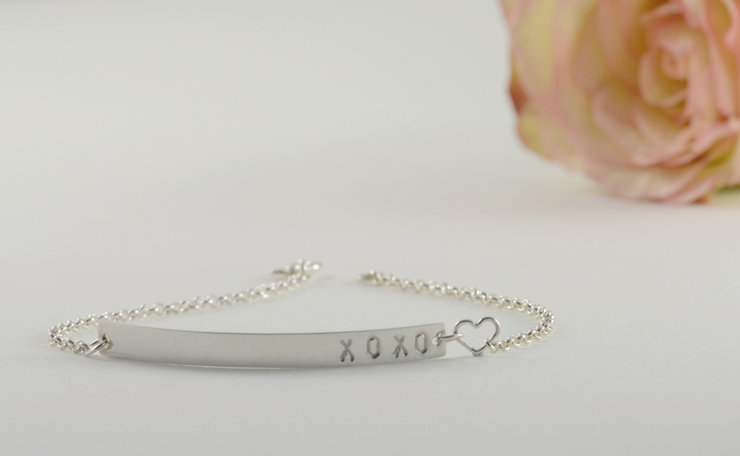 XOXO Bracelet by Jewellery by Jessica