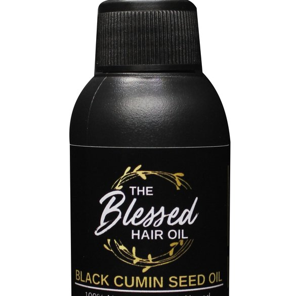 The Blessed Hair Oil