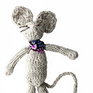 ​Knitted Mouse