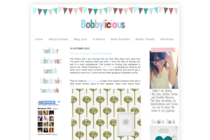 {Home-a-licious} Pretty Wallpaper on Bobblylicious