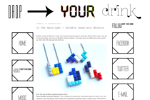 In The Spotlight - Dor&Kie Jewellery Objects on Drop Your Drink