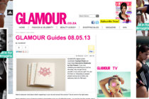 GLAMOUR Guides 08.05.13 on GLAMOUR
