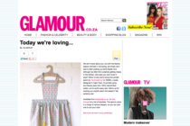 Today we're loving... on GLAMOUR