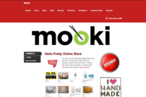 Hello Pretty Online Store on Mooki