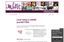 Local really is LEKKER (and BETTER)! on Imhoot.net