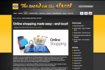 Online shopping made easy—and local! on MTN Blog