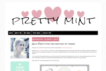 Hello Pretty for the prettiest of things! on Pretty Mint