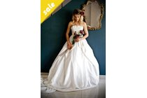 Taffeta Wedding Gown / Wedding dress