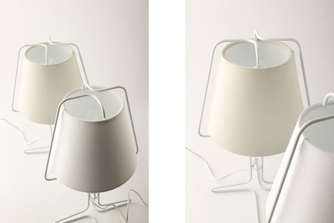 Outline Lamp by madebyseb