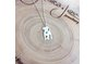 Handmade Sterling Silver - Jack Russell Pendant by Jessica Jane Jewellery
