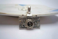 Camera Necklace by Bow Peep