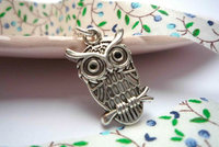 Owl Necklace by Bow Peep