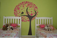 Bashful Tree T0908 by VinylArt